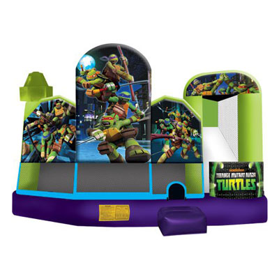 Teenage Mutant Ninja Turtles 5-in-1 Combo  sc 1 st  Item | Negangard Tent u0026 Party Rental & Item | Negangard Tent u0026 Party Rental